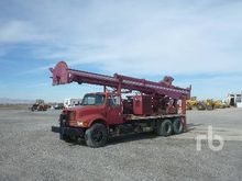 1992 International 4900 T/A Dri