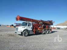 2007 Freightliner M2 T/A Drill