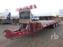 2006 bws EZ 2 Load 30 Ft x 8 ft