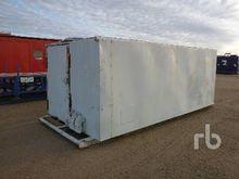 8 Ft x 16 Ft Skid Mtd Storage B