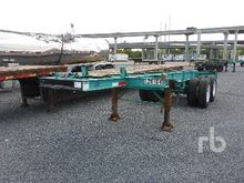 1979 Alli 20 Ft T/A Container C