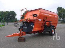 kuhn euromix ii 2003 Feed Wagon