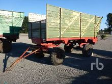 1980 hawe Grain Trailer
