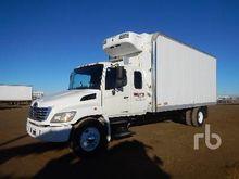 2005 Kenworth T300 Reefer Truck