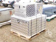 Qty Of Aluminum Tool Truck Box