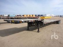 2007 bws 48 Ft T/A Step Deck Tr