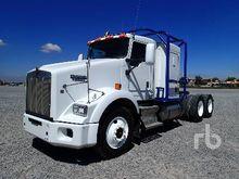 2014 Kenworth T800B 6x4 Sleeper