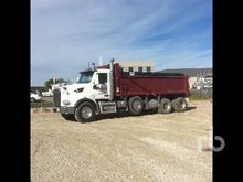 2014 freightliner coronado Dump