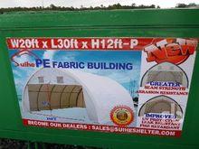 suihe 203012p Storage Building