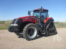 2014 Case IH 380 MFWD Tractor