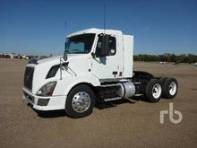 2008 Volvo Truck Tractor (T/A)