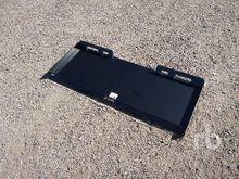 tomahawk Skid Steer Mount Plate