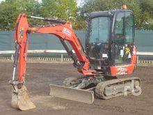 2013 jcb 8026CTS Mini Excavator