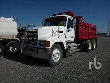 2007 Mack CHN613 Dump Truck (T/