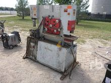 iron worker q35y16 Electric Hyd