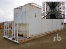 40 Ft Skid Mtd Tool Crib Contai