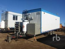2005 Gemco 10 Ft x 24 Ft T/A We
