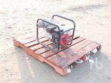 honda gx160 WP30X 3 In. Trash P