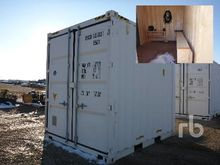 8 Ft x 8 Ft Storage Container