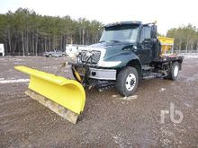 2003 Chevrolet S10 Flatbed Truc