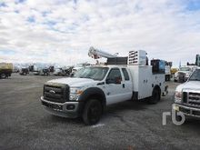 2006 Ford F550 XL Mechanics Tru