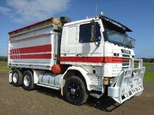 1985 Scania R112H 6x4 Tipper Tr