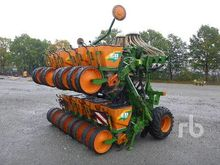 2001 amazone ed601k Air Seeder