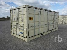 2016 bsl containers 20 Ft Conta