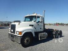 2013 Mack CHU613 Truck Tractor