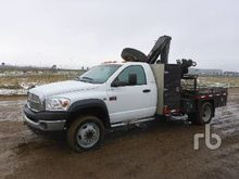2008 Dodge 4500HD 4x4 w/Hiab 04