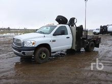 2010 Dodge 3500HD SLT 4x4 w/Hia