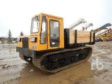 Morooka MST1500 Crawler Dumper