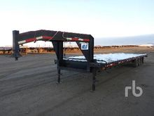2001 wta Roughneck 35 Ft x 8 ft