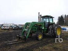 Barreiros 4000V 2WD Tractor