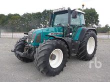 2002 Fendt 716 Vario MFWD Tract