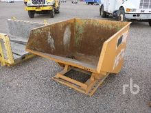 Self-Dumping Container