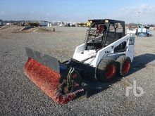 1995 Bobcat 753 Skid Steer Load