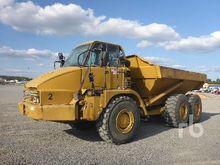 2006 Caterpillar 725 6x6 Articu