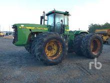 John Deere 9400 4WD Tractor