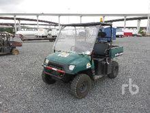2008 Polaris Ranger Utility Car