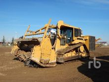 1996 Caterpillar D6H LGP Mulche