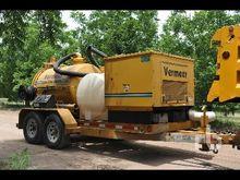vermeer e550 evacuator Hydro Va