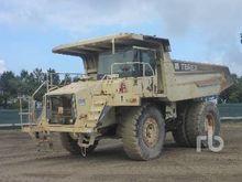 2004 Terex TR60 Rock Truck