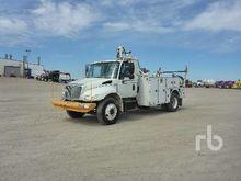 1999 gmc C7500 Reel Truck