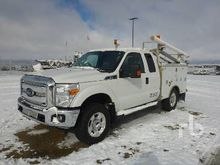 2012 Ford F350 XLT Extended Cab