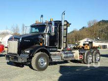 2001 kenworth t800 Tri/A Heavy