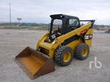 2012 Caterpillar 262C 2 Spd Hig