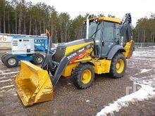 2007 Caterpillar 420E 4x4 Loade