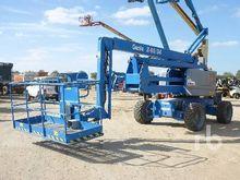 2002 jlg 601S 4x4 Boom Lift