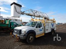 2007 Ford F550 S/A w/Telelift T